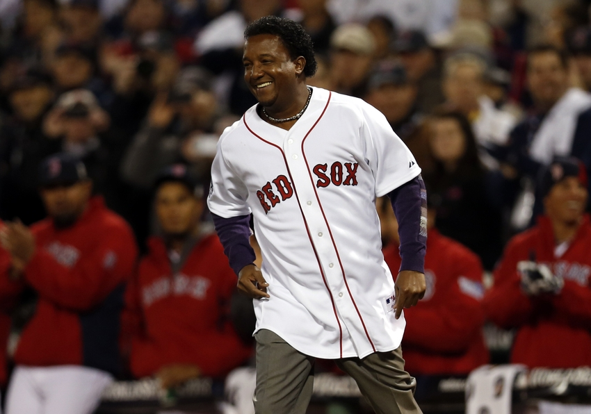 buy online 8716f 0bb77 Pedro Martinez Elected into Baseball Hall of Fame