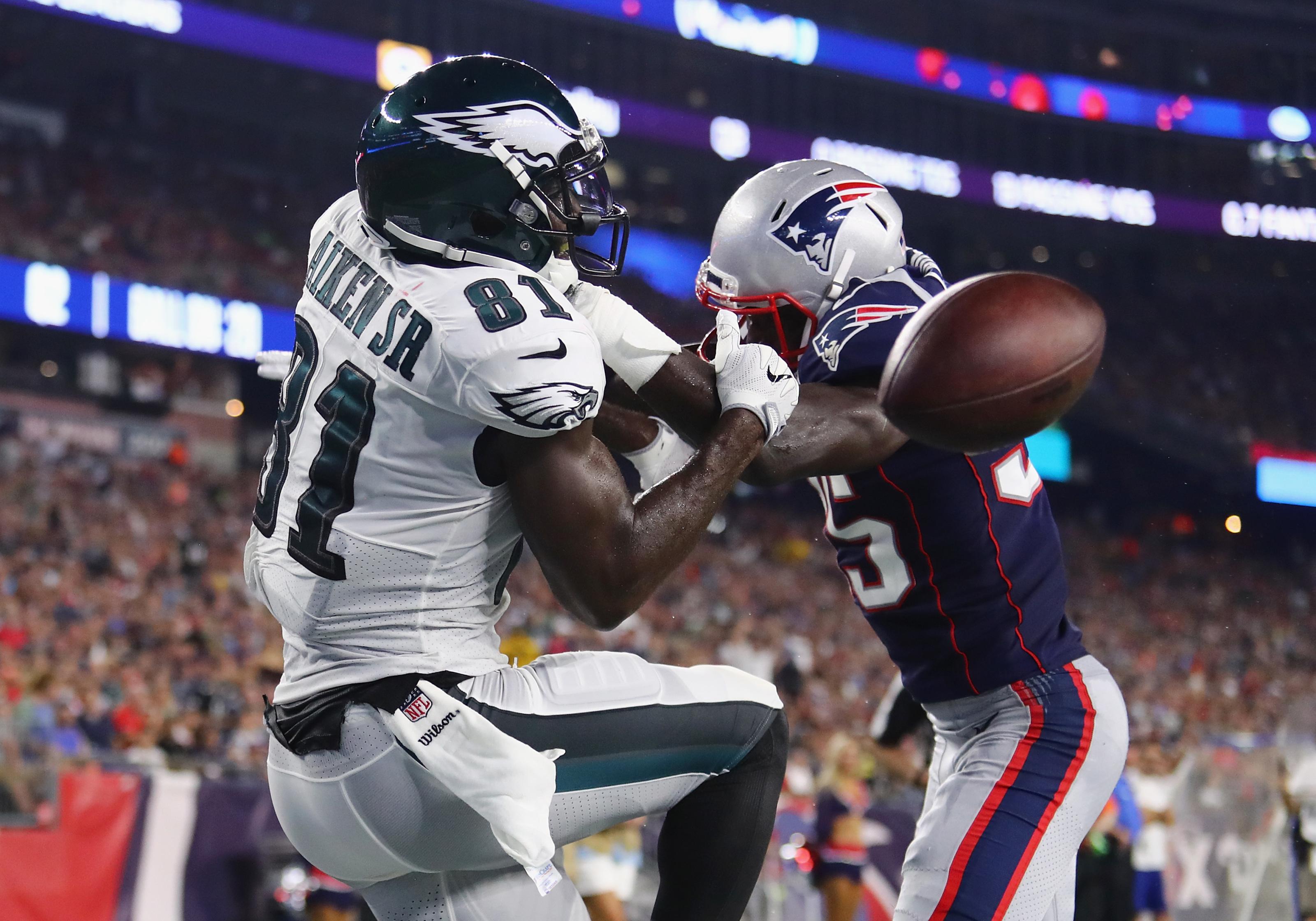 Philadelphia Eagles: Kamar Aiken is the new Bradley Fletcher