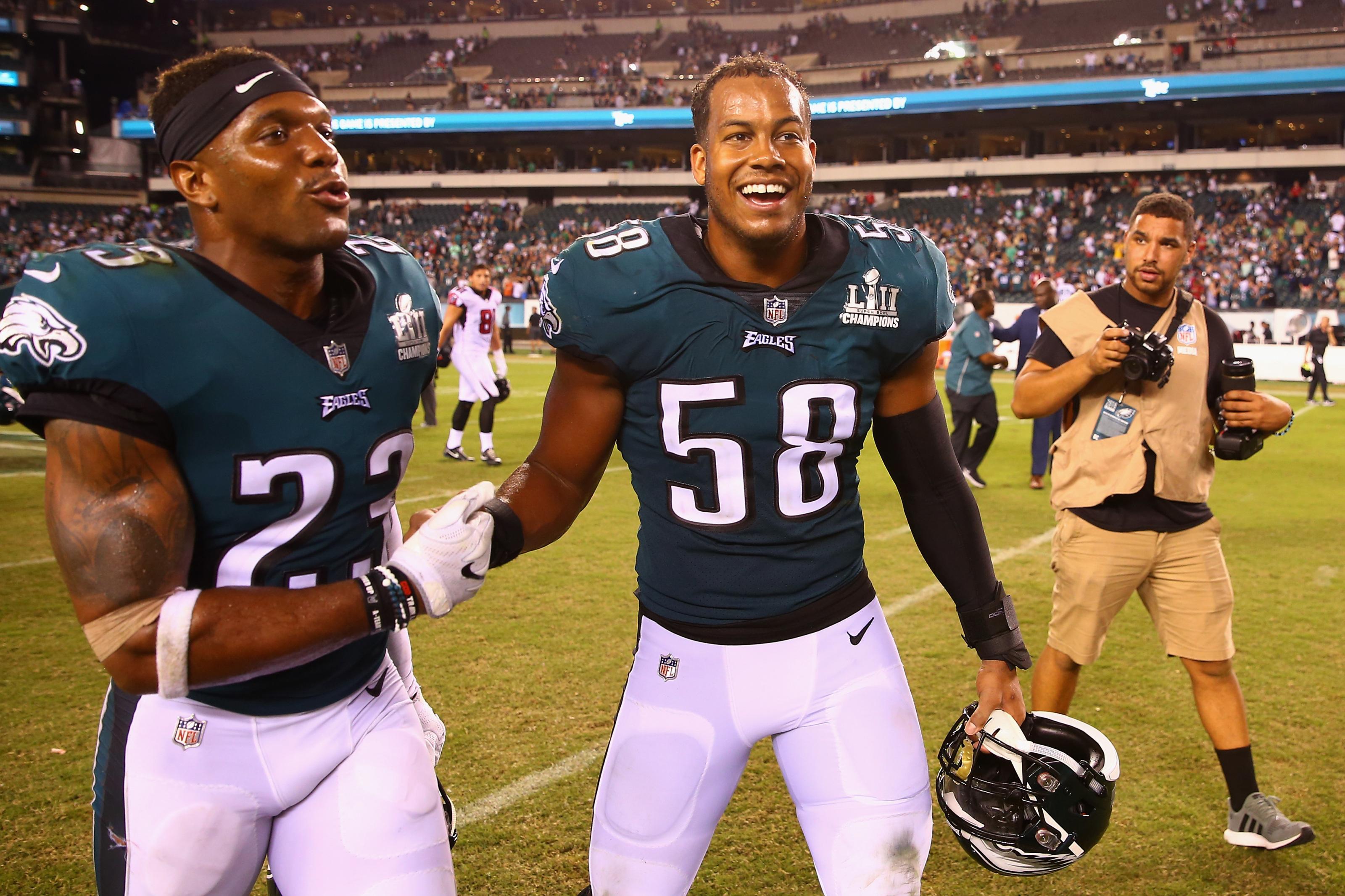 Philadelphia Eagles: A Jordan Hicks reunion is just too good to be true
