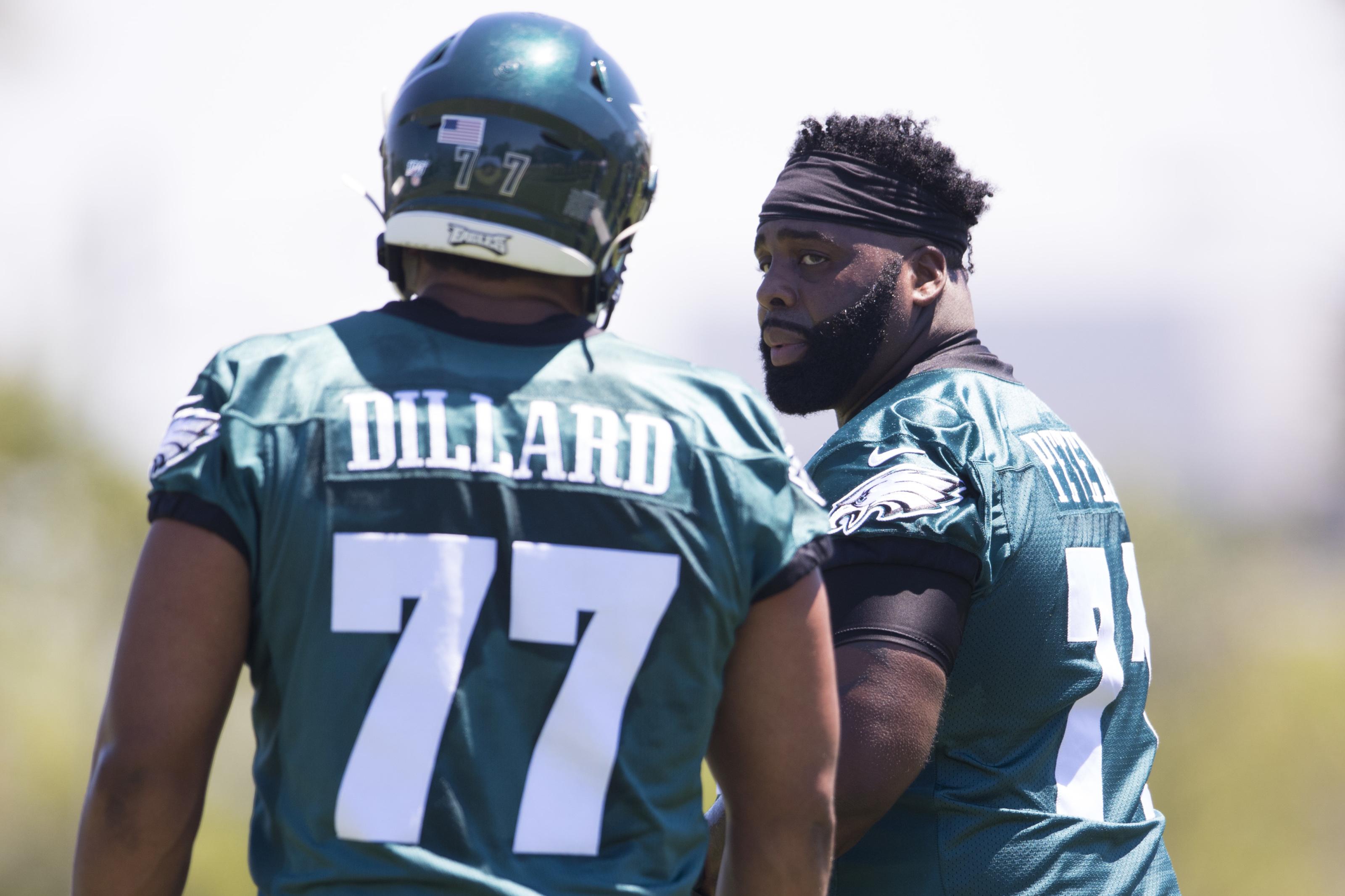 Philadelphia Eagles: Andre Dillard isn't the next Jason Peters