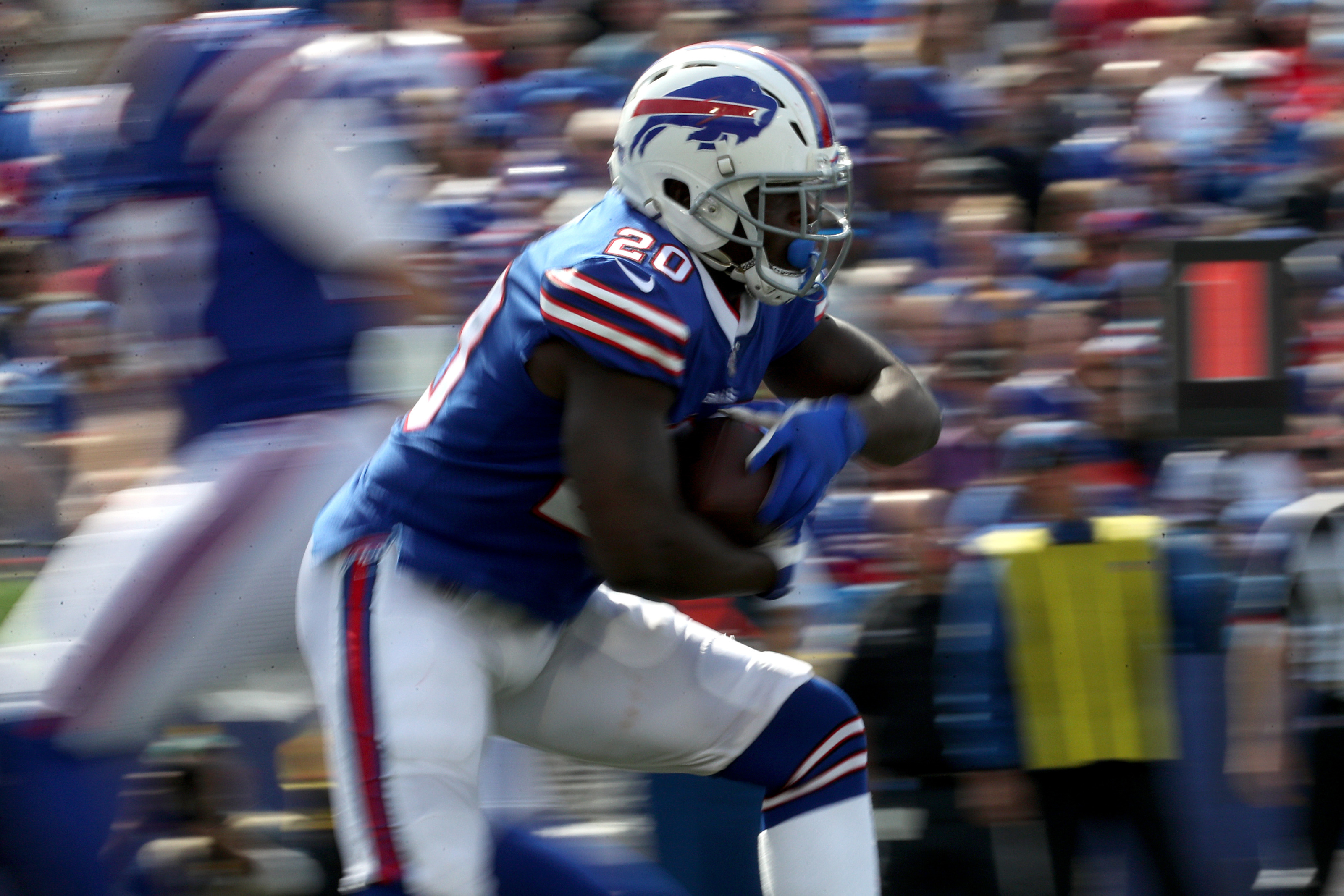 Philadelphia Eagles: The second time's the charm for Frank Gore