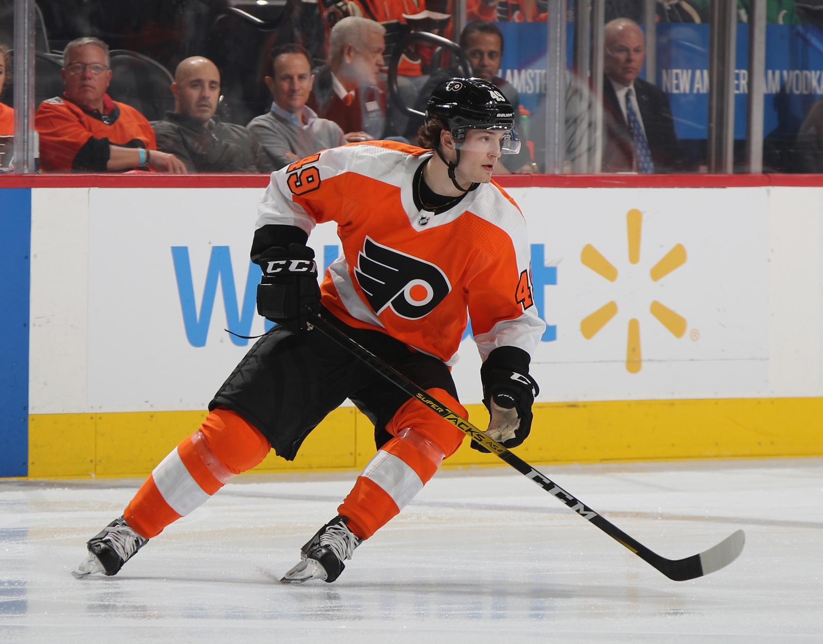 Philadelphia Flyers Final Player Grades: Joel Farabee