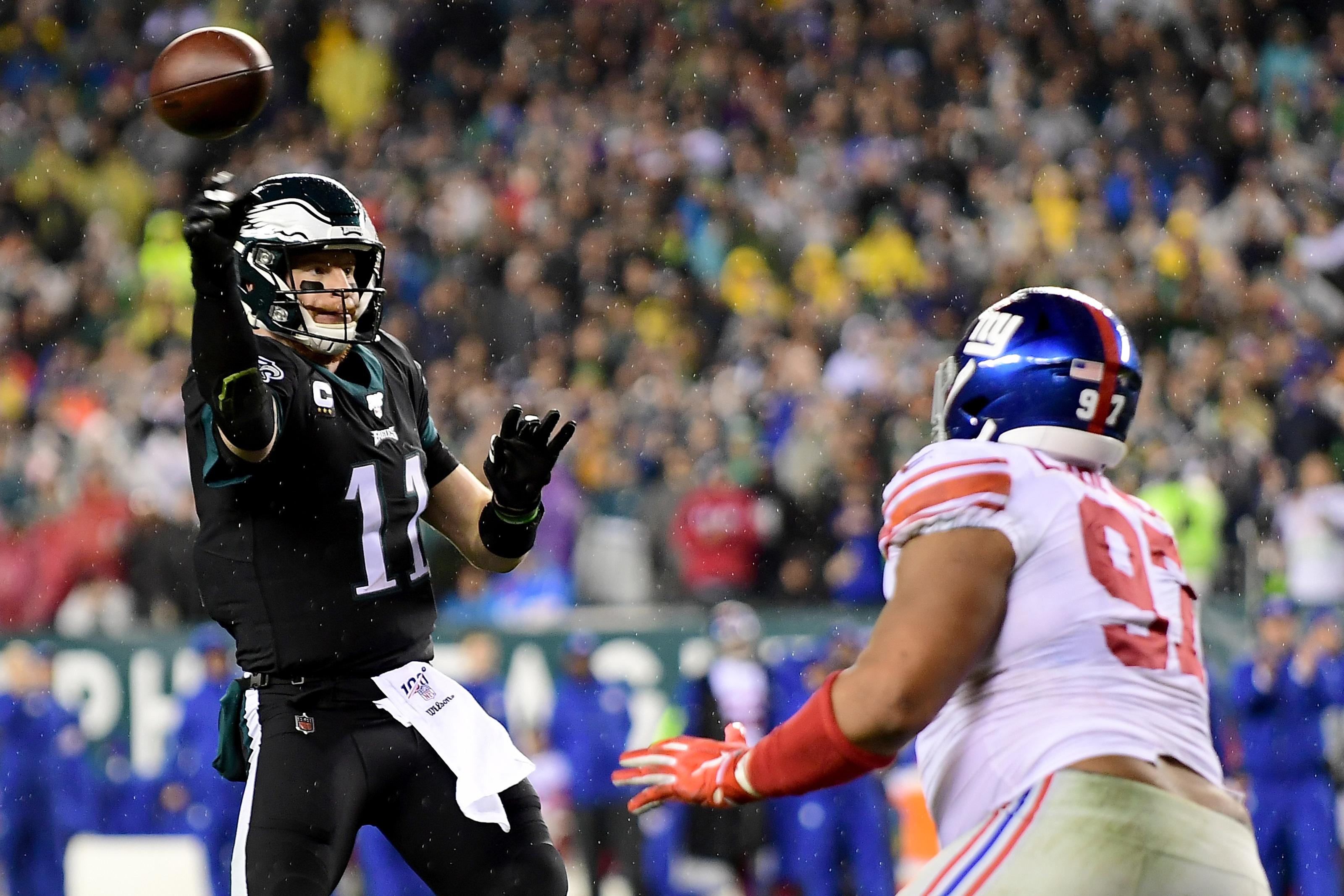 Eagles Schedule 2020 Philadelphia Lucks Out On Thursday Night Football