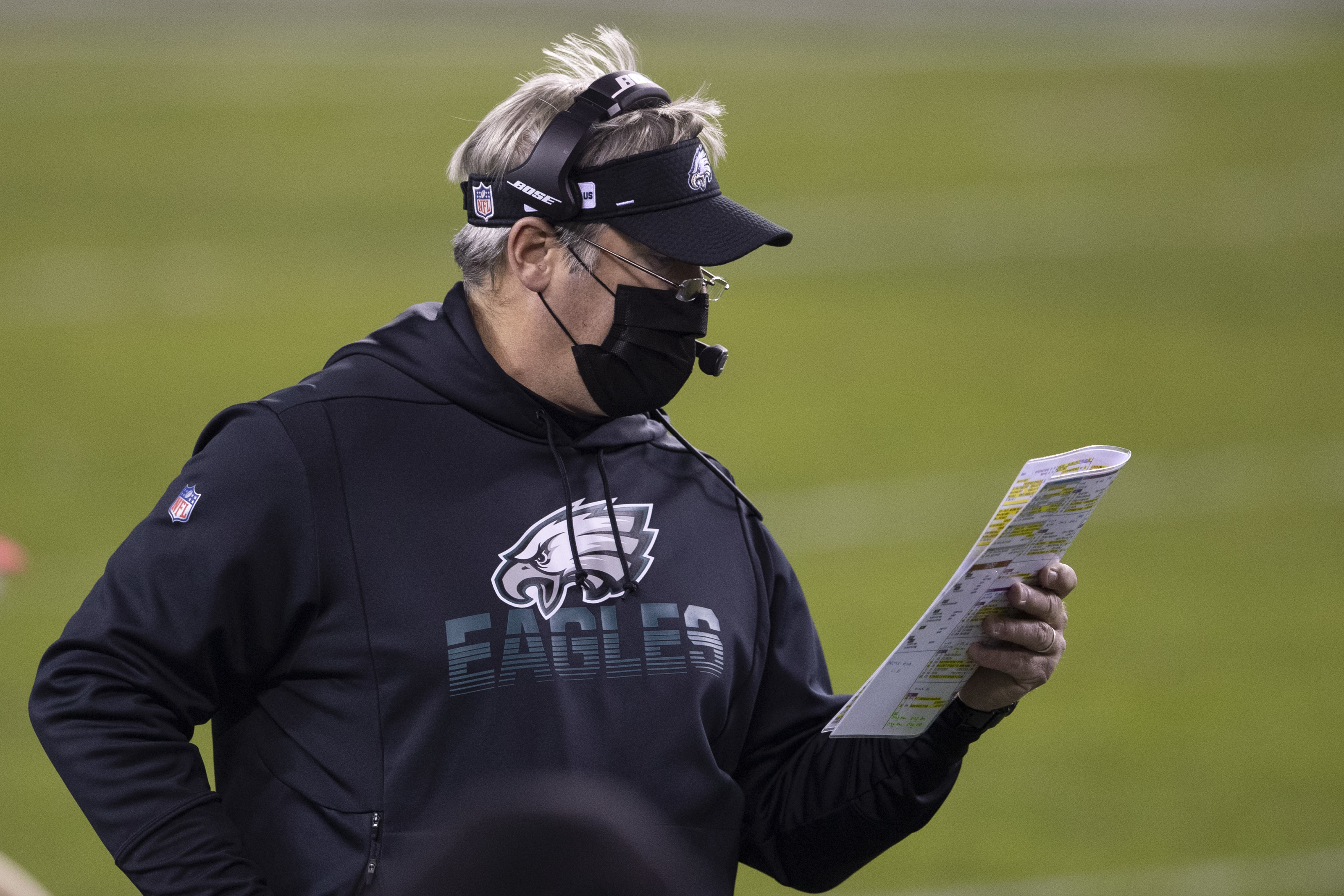 Philadelphia Eagles Dissecting The Messy Doug Pederson Situation