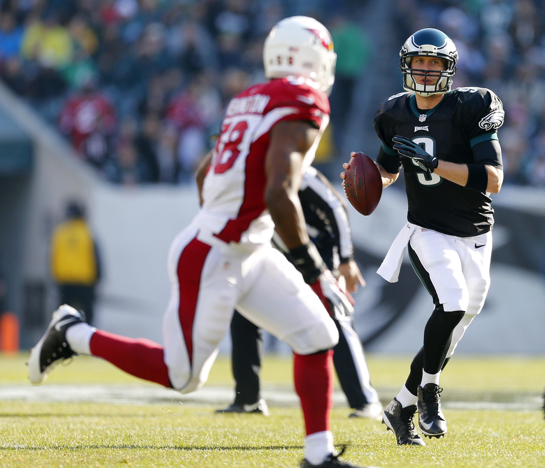 Carson Wentz Throw >> Philadelphia Eagles: Are the Arizona Cardinals interested in Nick Foles?