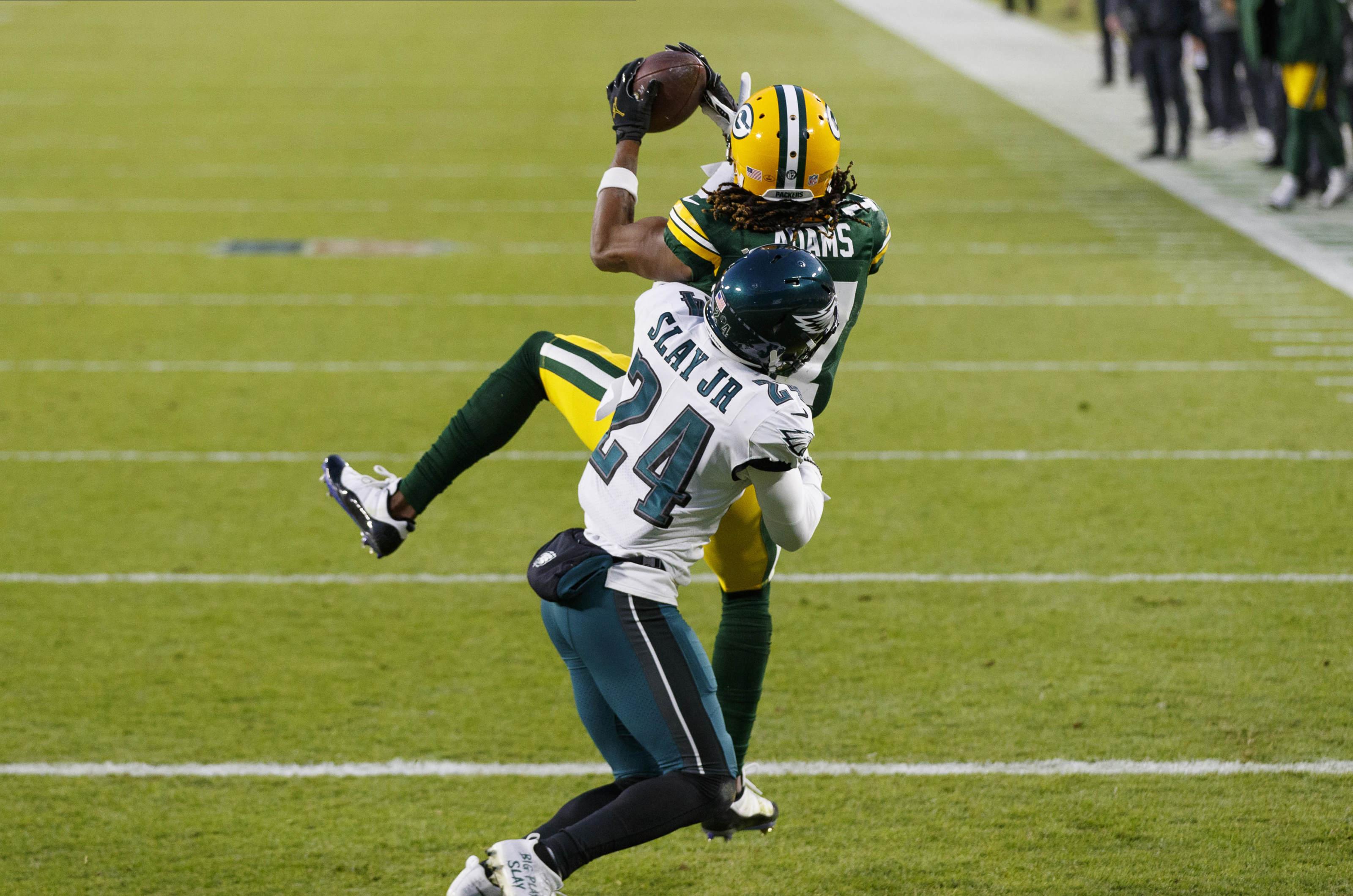 Philadelphia Eagles: Darius Slay contract restructure comes with risk